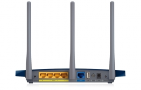 TP-LINK Router TL-WR1043ND 802.11n