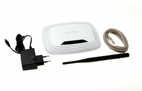 TP-LINK Router TL-WR741ND