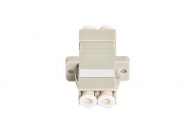 Adapter światłowodowy LC MM duplex