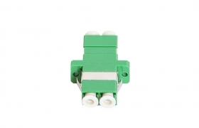Adapter światłowodowy LC/APC SM duplex