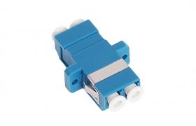 Adapter światłowodowy LC/UPC SM duplex