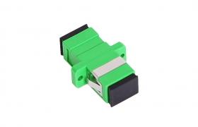 Adapter światłowodowy SC/APC SM simplex