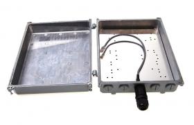 Alubox MT Gold - RJ-45 Waterproof