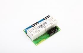 Płytka przekaźników do LAN kontrolera GSM 10A
