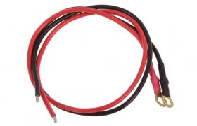Kable do zasilaczy buforowych 12V i akumulatora 18Ah