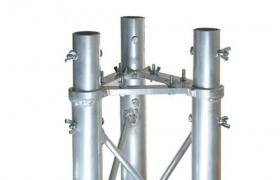 Maszt kratowy aluminiowy L-1500