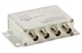 Transformator wideo Etrix 4VP 4 kanały, pasywny