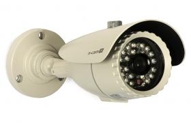 Kamera kompaktowa n-cam 210 420 TVL, 0.01 lx, 6mm, IR 30m