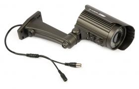 Kamera kompaktowa n-cam 550 540 TVL,0.5 lx, 4-9mm, IR 30m
