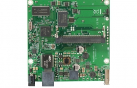 MikroTik RouterBoard 411GL level4