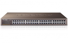 TP-LINK switch TL-SF1048 48p 10/100Mbps RACK 19