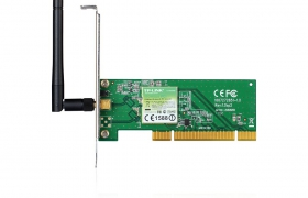TP-LINK Karta PCI TL-WN751ND 150Mb/s