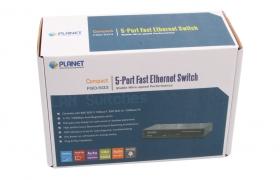 PLANET switch FSD-503 5 portowy 10/100Mbps