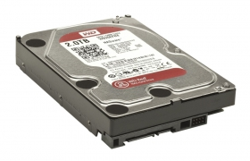 Dysk HDD WD RED 2TB WD20EFRX SATA III 64MB Cache