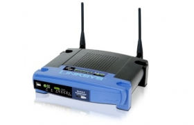 LINKSYS WRT54GL-EU Wireless Router 802.11g 54Mbps