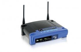 LINKSYS WRT54GL-EU Wireless Router 802.11g 54Mbps