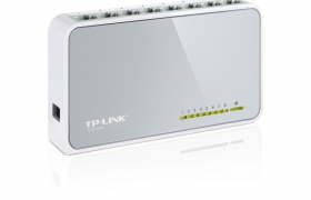 TP-LINK switch TL-SF1008D 8 portowy 10/100Mbps
