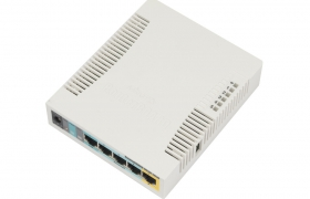 MikroTik  RouterBOARD 951Ui-2HnD Level4