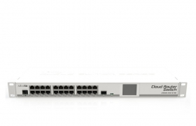 MikroTik RouterBOARD Cloud  Router Switch CRS125-24G-1S-RM