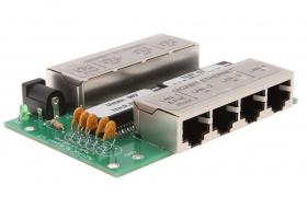 Adapter MultiPoE 4p Gigabit ADAG-M-4P