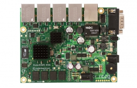 MikroTik RouterBOARD 850Gx2 Level5