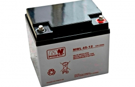 Akumulator MWL 45Ah/12V MW Power Long Life
