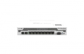 MikroTik Cloud Core Router CCR1009-8G-1S-1S+PC