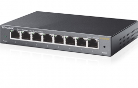 TP-LINK Switch TL-SG108E Easy Smart