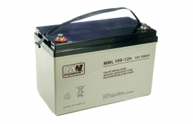 Akumulator MWL 100Ah/12V MW Power Long Life