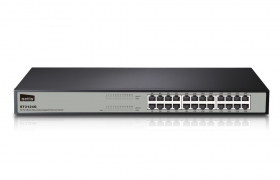 NETIS SWITCH ST3124G 24p 10/100/1000MB RACK 19