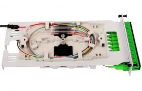 Moduł przełącznicy 12xSC simplex Vertical