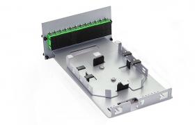 Moduł przełącznicy 12xSC duplex Vertical