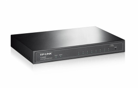 TP-LINK Switch TL-SG2008 (T1500G-8T)