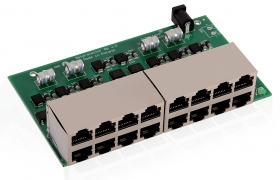 Ethernet Surge Protector SP-8P