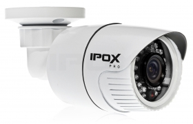 IPOX Kamera tubowa IP HD-3030T 3Mpx IR 30m 3.6mm