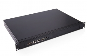Obudowa dual RACK system Routerboard / Alix