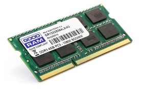 GOODRAM SO-DIMM DDR3 4096MB PC1333 CL9 512x8