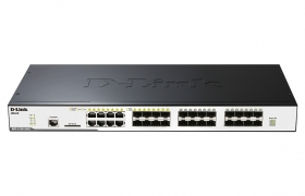 Switch D-Link DGS-3120-24SC/SI