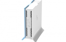 MikroTik  RouterBOARD RB941-2nD-TC hAP lite tower case