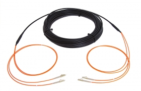 Multipatchcord 2G 50/125 OM2 A-DQ(ZN)B2Y LC-LC 25m