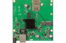 MikroTik RouterBoard 411L level3
