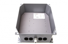 SCAME Alubox MT4 315x264x122 653.05