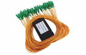 Splitter PLC 1:64 ABS box SM 2mm 1m SC/APC