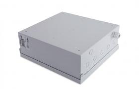 Szafka aluminiowa światłowodowa CCTV