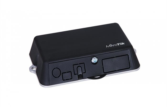 Mikrotik RouterBoard LtAP mini LTE kit RB912R-2nD-LTm&R11e-LTE