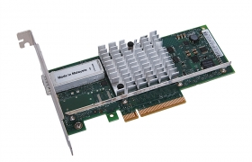 Intel X520-DA1 10GE SFP+ PCI Express, 82599ES chipset