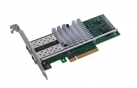Intel X520-DA2 2x10GE SFP+ PCI Express 82599ES chipset