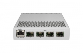 MikroTik  RouterBOARD Cloud Router Switch CRS305-1G-4S+IN