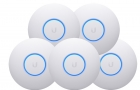 Ubiquiti UniFi AP ac HD 802.11ac Wave 2 4x4 5-Pack (UAP-AC-HD-5)