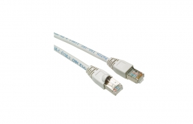 Patchcord CAT6 SFTP PVC 0,5m szary snag-proof C6-315GY-0,5MB (28420059)